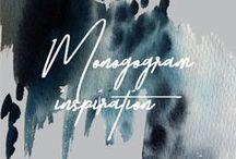 Branding : Monograms // Stimuli Couture Design