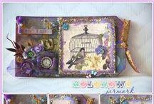 Kolorowy Jarmark / scrapbooking, cards, handmade
