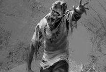 Zombie Apocalyptic / Just Run....
