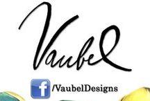 Follow Vaubel Designs! / Follow New York's luxury jewelry artisans, Vaubel Designs on Facebook, Instagram and Twitter!