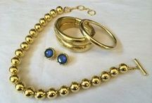 Wedding Jewelry / Something old, something new, something borrowed and something blue. Vaubel Designs' luxury jewelry adds the perfect touch of glamour to your wedding look!
