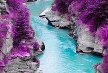 Beautiful New Zealand / Thinking of travelling to New Zealand for a holiday. Here is a taste of what you will see.