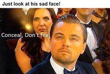 DiCaprio for Oscar / Leo