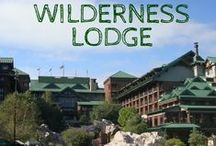 Wilderness Lodge DVC / The Villas at Disney's Wilderness Lodge, a Disney Vacation Club resort.