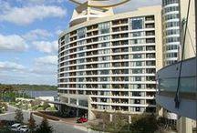 Bay Lake Tower DVC / Bay Lake Tower at the Contemporary Resort, a Disney Vacation Club property at Walt Disney World