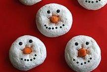 Winter Crafts & Activities / Winter crafts, food, activities