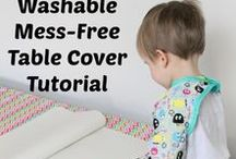 Crafts / Non-sewing crafts for kids or adults that I want to try.