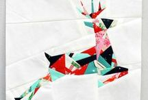 Applique and EPP / Tutorials and inspiration for applique and English Paper Piecing (EPP)