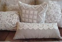 Inspiration with crochet doilies