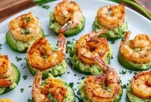 Low Carb Snack Recipes / Low carb snacks for work, for on the go, for the kids, for your party, for vegetarians and every other occasion you can think of.