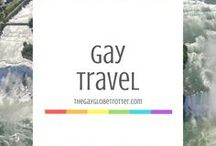 Gay Travel / This board will contain everything gay, from relationship goals, to gay destinations, pride celebrations, and travel hacks.