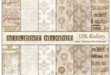 UHK Gallery 2012 - Silent Night - inspirations