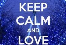 Keep Calm & Love London