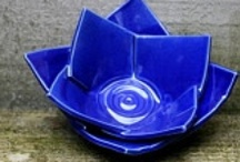 Pin-ttery Projects / Hand built ceramics projects suitable for home or my classes.