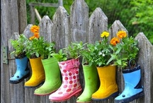 Gardening, Horticulture & Crops / Green ideas for those with green thumbs / by 4-H Canada