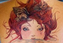 Totally tattooed  / by Shelbie Shoupe