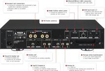Technical Details Pins / Technical Features....GUI, RC, etc