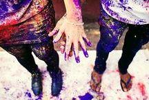 """↠  Hear The Colors  ↞ / """"Patrząc teraz na moją drugą połowę, zrozumiałam, że miłość to uczucie nierozerwalnie łączące się z kolorami""""."""