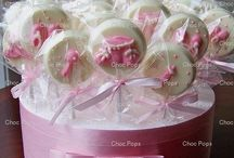 Chocolate lollipops / by Rosa Soto