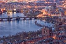 Boston / Boston, Massachusetts is the hometown of businessman Trent Williams of WATER (The Elemental Series, Book Two).