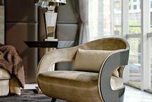 Please, sit down. / Chairs, sofas, stools, et cetera
