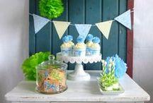 Sweet Table & Birthday