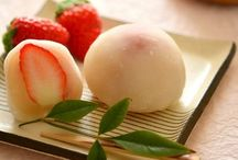 Japanese Desserts, Sweets & Wagashi / Japanese sweets,snacks,candy, desserts and wagashi. / by Dwayne Hearn