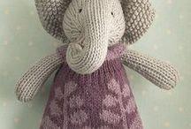 maglia / lavori fatti ai ferri