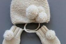 Tricot crochet layette / by Hello Kim