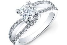 - Modern Style Engagement Rings -