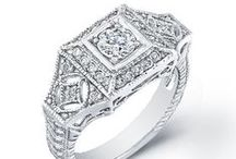 - Art Deco Style Engagement Rings -