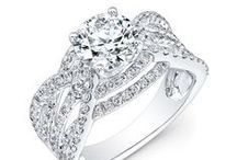 - Twisted Shank Engagement Rings -