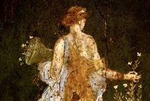 Pompeii Fresco / by laurorah