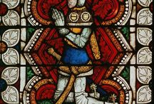 Medieval Stained Glass / by laurorah