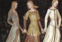 Three Fair Maidens / by laurorah