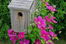 The Love of Everything Birdhouse❤️ / I love a good birdhouse, any day
