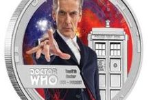 Doctor Who Coins / Coins dedicated to the world's longest running science-fiction series.