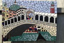 My Mosaics. / Garden Mosaics