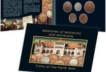 Pre-Decimal / Decimal Coins / Popular Australian coins and collectables from the pre- and post-decimalisation eras.