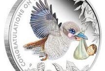 Baby Coins & Gifts / Delightful coins and gifts for baby christenings and birthdays.