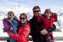 Tips on Skiing with Kids / Skiing with Kids
