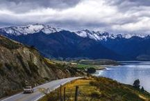 Numinous New Zealand / Places to visit when we finally get to New Zealand