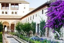 Something Special in Spain / Ideas for places to visit in Spain