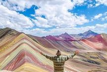 Stunning South America / Fabulous ideas for South America