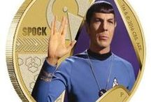 Pop Culture / Amazing coins featuring iconic characters from popular culture, including TV, movies, books comic, sci-fi & fantasy...