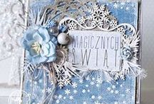 UHK Gallery 2016 - Winter in Avonlea scrapbooking paper collection