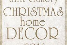 UHK Gallery CHRISTMAS home DECOR 2016