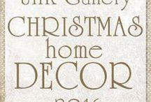 UHK Gallery CHRISTMAS home DECOR 2016