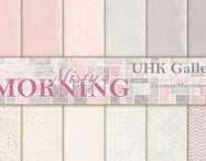 UHK Gallery 2017 - Misty Morning paper collection