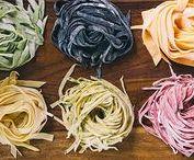Pasta / Recipes for pasta, homemade pasta noodles.